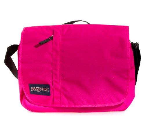 8095e017eb69 JanSport Market Street Messenger Bag, Pink Tulip (B008FR5050 ...