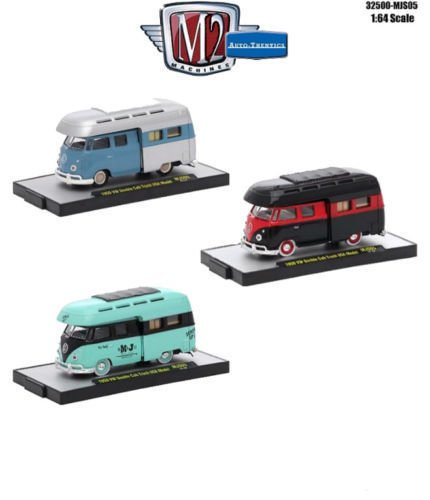 New 1:64 M2 MACHINES COLLECTION - AUTO-THENTICS VOLKSWAGEN for sale  Delivered anywhere in USA