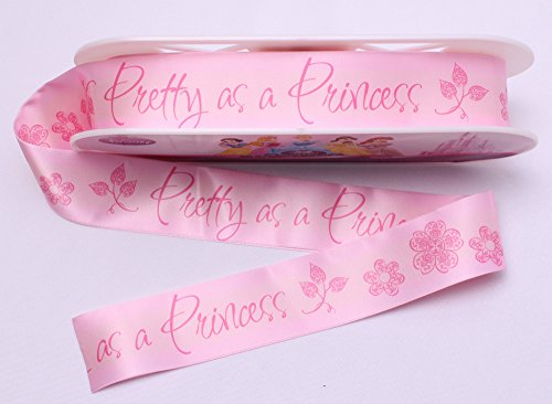 (Pink Satin Ribbon - 2