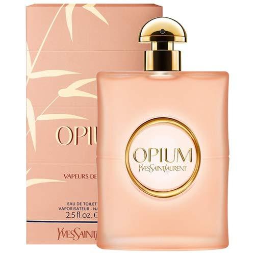 Opium Vapeurs De Parfum by Yves Sàint Laurent EDT Legere Spray 2.5 OZ.