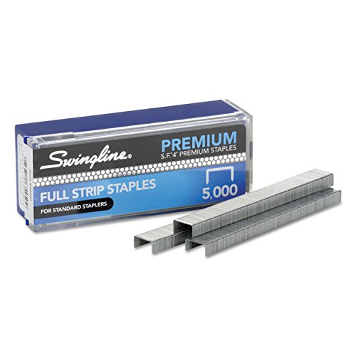SWI35450 - Swingline S.F. 4 Premium Chisel Point 210 Count Full Strip Staples