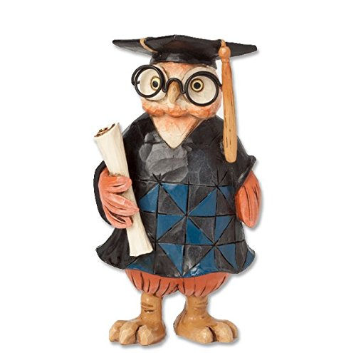 Graduation Owl Figurine (Miniature)