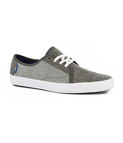 Vans Mens Costa Mesa Surf Siders Sneakers Charcoalneutralgray 8.5