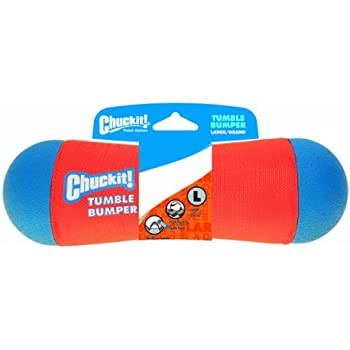 Chuckit Tumble Bumper Toy for Dogs, Large