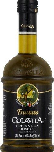 Fruttato Timeless Extra Virgin Olive Oil, .75 Liter -- 6 ...