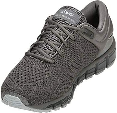 Sueño áspero Principiante Instalar en pc  ASICS Gel-Quantum 360 Knit 2 Mens Running Trainers T840N Sneakers Shoes (UK  7 US 8 EU 41.5, Carbon Dark Grey 020): Amazon.com.au: Fashion
