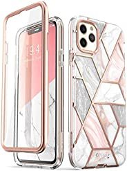 i-Blason Cosmo Series Case for iPhone 11 Pro 5.8 inch, Slim Full-Body Stylish Protective Case with Built-in Sc
