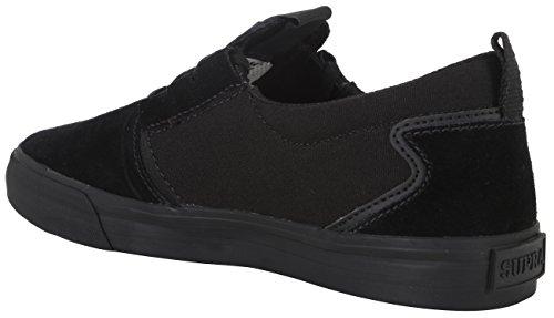 Zapatillas Supra: Flow Black BK Black