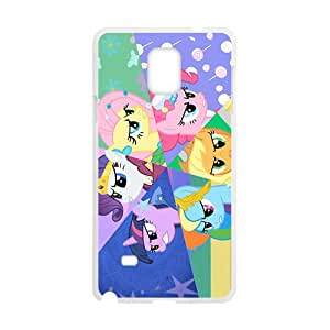 Happy My little pony Case Cover For samsung galaxy Note4 Case