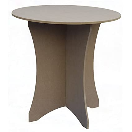 Amazoncom 30 Inch Round Decorator Table Dining Tables
