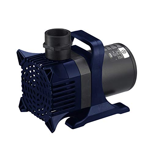 Alpine Corporation Alpine PAL2100 Cyclone Pump-2100 GPH-for Fountains, Waterfalls, and Water Circulation Pond Pump, 33'
