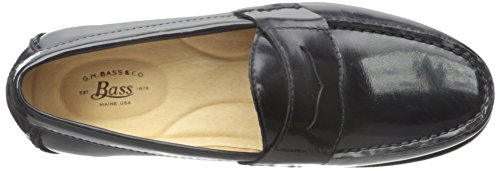 Carrington Loafer Co Black Penny Men's G H Bass qvZIw