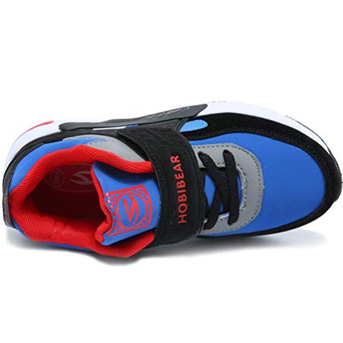 Pictures of LINGMAO Boys Running Shoes Athletic Girls Tennis DDAS3391 5