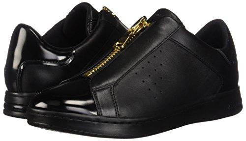 A Donna black Nero C9999 Sneaker Infilare Geox D Jaysen qEZZO