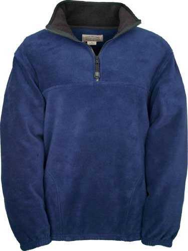 Colorado Timberline Steamboat Fleece Pullover Navy 2XL ()