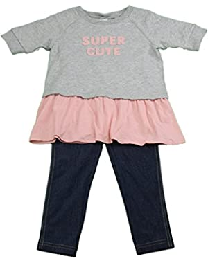 Carters 2-Pc Baby Girls'
