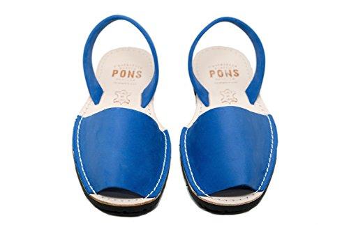 510 - Avarca Pons Klassieke Stijl Vrouwen Royal Blue