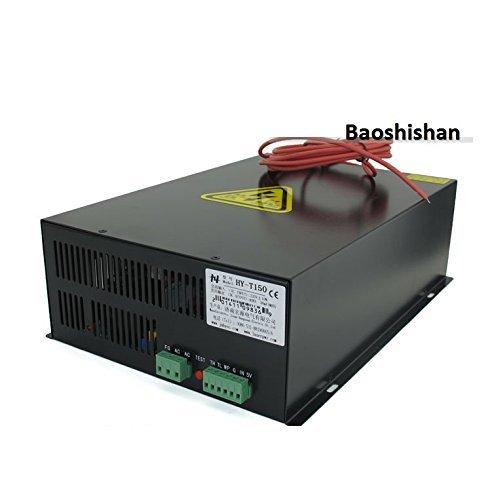 BAOSHISHAN 110V/220V HY-W120 CO2 レーザー加工機用電源ユニット レーザー電源彫刻切断機 (220V) 220V   B07BSX8RSJ