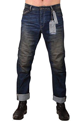 Garcia M61115-1812 LORENZ Herren Tapered-Jeans Dirty-Used: Weite: W30 | Länge: L34