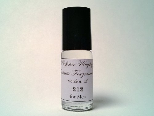 - Professor Kingsley's Impression of 212 for Men. Concentrated Fragrance Oil. (1/6 oz Concentrated Roll On)