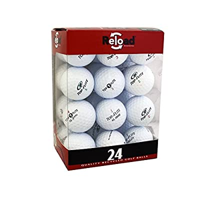 Reload Recycled Golf Balls (24-Pack) Top Flite Golf Balls