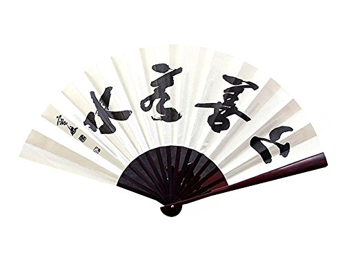 Chinese Traditional Folding Fan Hand Fan Handmade Bamboo Fan,S7