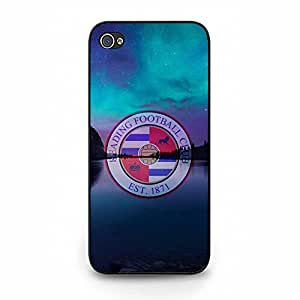 Hot Reading Football Club Phone Case Cover For Iphone 5/5S Reading FC Luxury Pattern