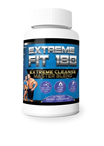 Extreme Fit 180 Extreme Absorption Ingredients