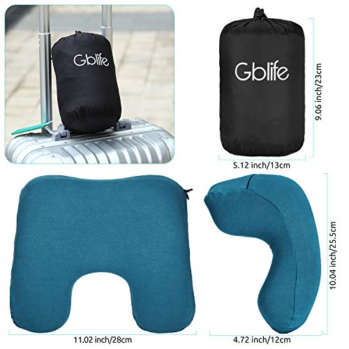 GBlife Travel Neck Pillow, Travel