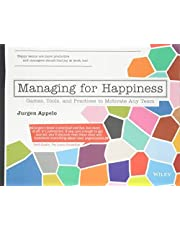 Managing for Happiness Book by Jurgen Appelo - Paperback