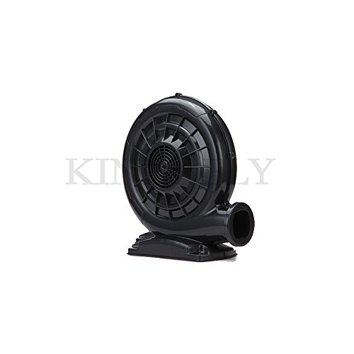 KINDAFLY YQ 220V 370W/610W Inflatable Blower IP65 Waterproof Bouncy Castle Air Blower Fan Games Tool Bouncer Saving Time and Electricity
