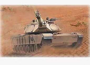 Hobby Engine Remote Control M1A2 Abrams Battle Tank