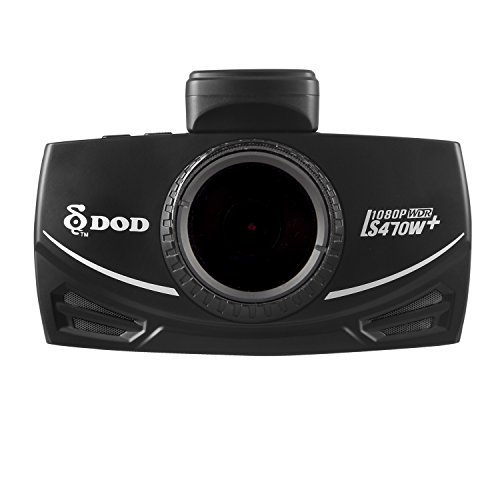 DOD TECH DOD-LS470W LS Sony Exmor Powered Full HD Dash Camer