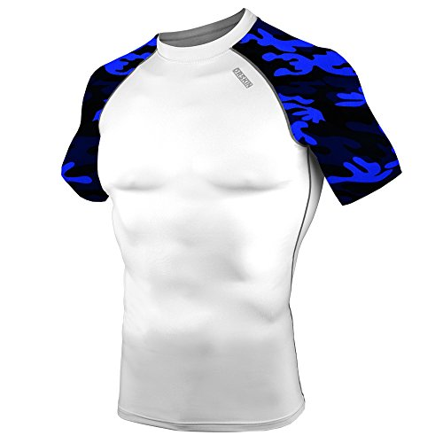 DRSKIN Compression Cool Dry Sports Tights Shirt