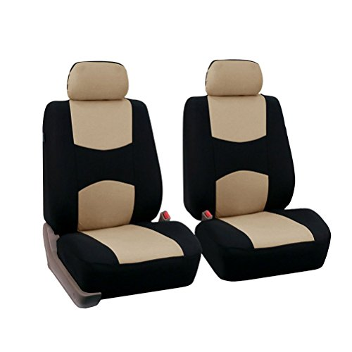 vorcool Game Car Seats Covers Protector For Car Seats (Beige):