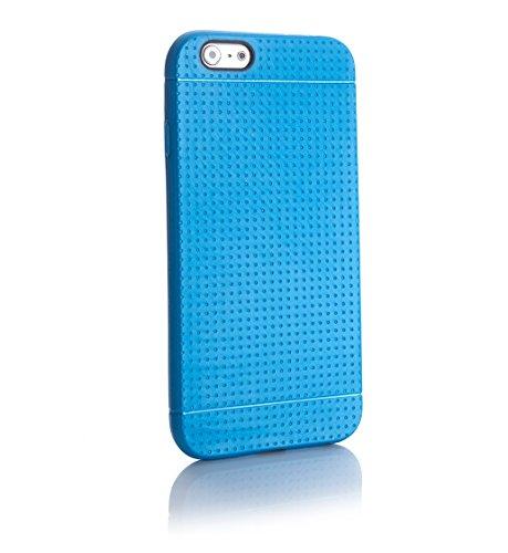 ArktisPRO Grip Case für Apple iPhone 6 blau