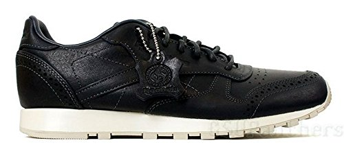 a92fa9076856c Reebok Men s Classic Leather CF Stead Horween Shoes in Dark Navy  Blue Sandstrap Size 12 - Buy Online in Kuwait.