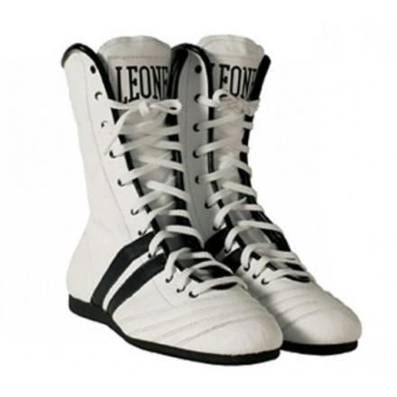Botines de Boxeo Leone. Blancos. Talla 043Leone deporte.