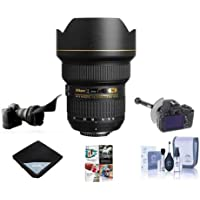 Nikon 14-24mm f/2.8G ED-IF AF-S NIKKOR DSLR Lens Bundle with FocusShifter & Software