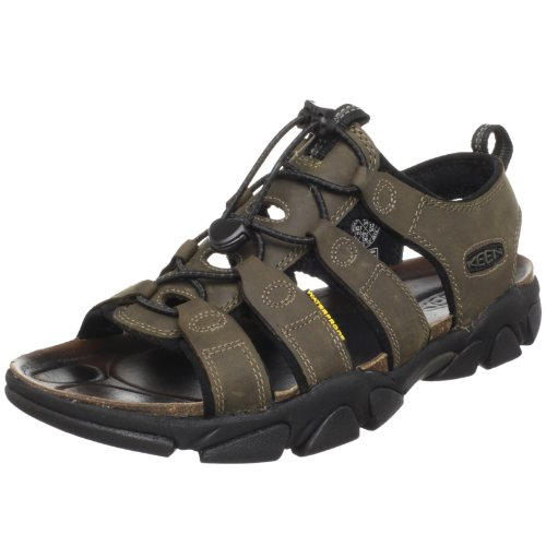 Keen Men's Daytona Sandal - Black Olive - 8 D(M) US