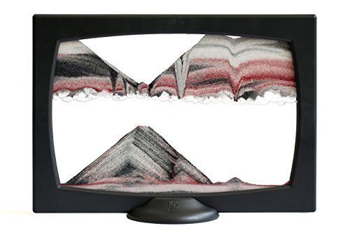Arco Iris Vision Sand Picture - Charcoal Screenie