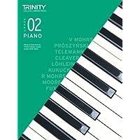 Trinity College London Piano Exam Pieces & Exercises