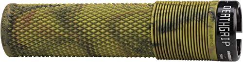 Krayton Rubber - DMR Brendog Death Grip: Flangeless, Lock-On, Thick, Camo