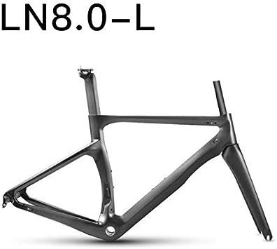 Frenos de disco de cuadro de bicicleta de carretera de carbono Di2 ...