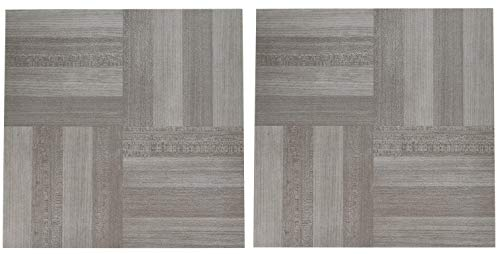 Achim Home Furnishings FTVWD23120 Nexus Self Adhesive 20 Vinyl Floor Tiles, 12