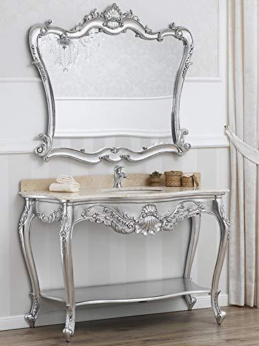 Simone Guarracino Console Meuble Salle De Bain Avec Miroir