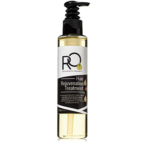 Rejuvenate Organics - Hair Rejuvenation Treatment - Hair Oils for Hair Loss - Hair Growth - Dry Damaged Hair - Graying Hair - Facial (Rejuvenate Facial Lotion)