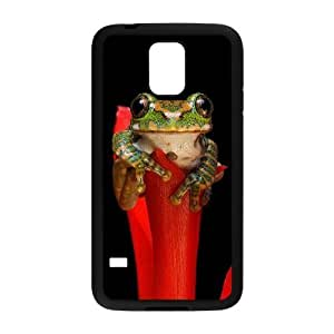 Frog Personalized Cover Case for SamSung Galaxy S5 I9600,customized phone case ygtg530337