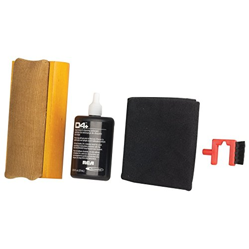 Price comparison product image RCA RD1006 Discwasher Vinyl Record Cleaning Kit