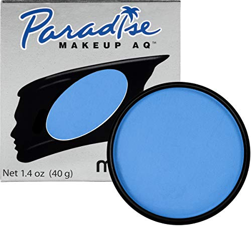 Mehron Makeup Paradise Makeup AQ Face & Body Paint (1.4 oz) (Sky) -